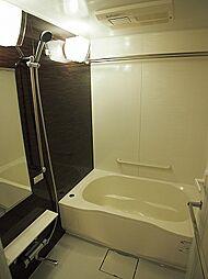 パークアクシス横浜山下町の浴室乾燥機付