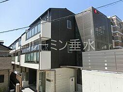 兵庫県神戸市垂水区五色山2丁目の賃貸アパートの外観
