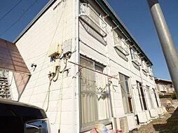 長野県長野市大字西長野の賃貸アパートの外観