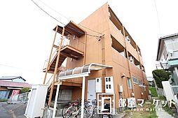 愛知県豊田市宮上町7丁目の賃貸マンションの外観