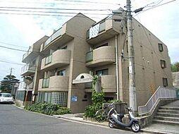広島県広島市佐伯区皆賀4丁目の賃貸マンションの外観