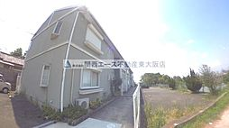 大阪府東大阪市日下町7丁目の賃貸アパートの外観