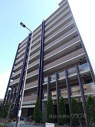 クレアートクラウン天王寺[4階]の外観