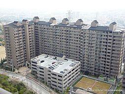 ラビスタ宝塚ウエストウイング1番館[14階]の外観