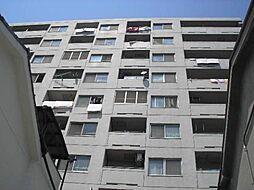 港友マンション[4階]の外観