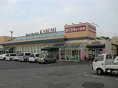 カスミ高津店まで1452m