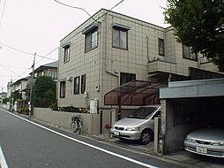 東京都大田区南久が原1丁目の賃貸マンションの外観