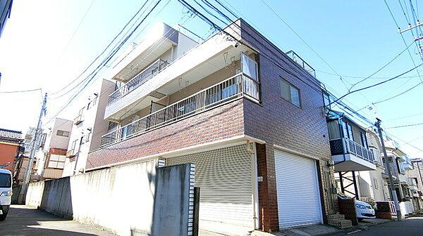 日誠コーポ 2階の賃貸【神奈川県 / 横浜市鶴見区】