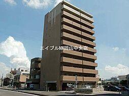 マンションニューヨーク医大東[8階]の外観