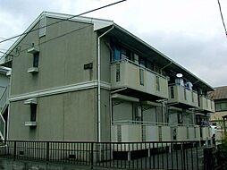 押田ハイツ宮原[1階]の外観