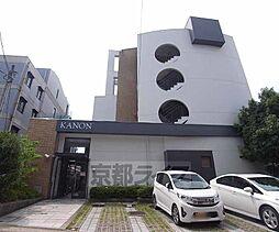 京都府京都市右京区梅津構口町の賃貸マンションの外観