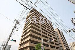 岡山県岡山市北区問屋町の賃貸マンションの外観