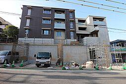 福岡県福岡市中央区平丘町の賃貸マンションの外観
