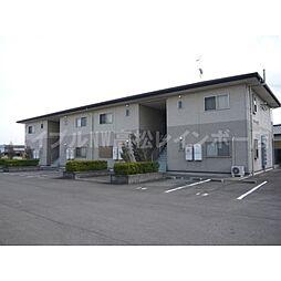 香川県さぬき市長尾名の賃貸アパートの外観