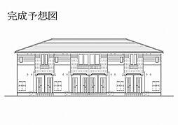 M's garden田口II[2階]の外観