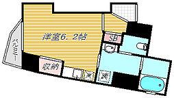 グランディアラ東京EAST[4階]の間取り