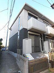 埼玉県朝霞市宮戸2丁目の賃貸アパートの外観