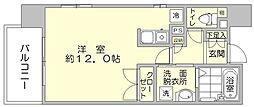 パークアクシス博多駅南[9階]の間取り