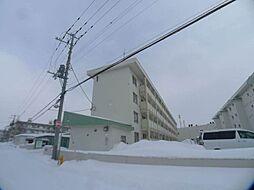 ビレッジハウス発寒 1号棟[104号室]の外観