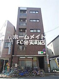 No.5三先ハウス[4階]の外観