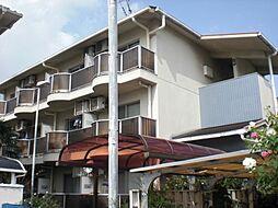 大阪府四條畷市米崎町の賃貸マンションの外観