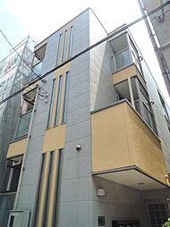 愛知県名古屋市瑞穂区洲雲町3丁目の賃貸アパートの外観