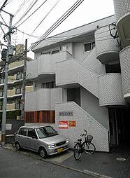 福岡県福岡市中央区今川2丁目の賃貸マンションの外観