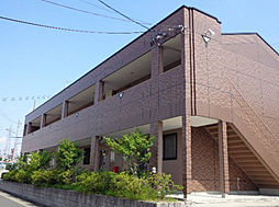 愛知県名古屋市緑区清水山1丁目の賃貸アパートの外観