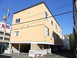 サンサーラ野幌[1階]の外観