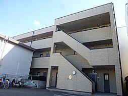 アンプルールフェール寿[2階]の外観