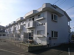 コーポ上府[2階]の外観