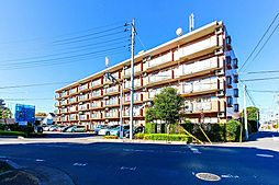 埼玉県さいたま市見沼区堀崎町の賃貸マンションの外観