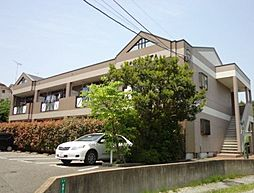 フォレストピアA[1階]の外観