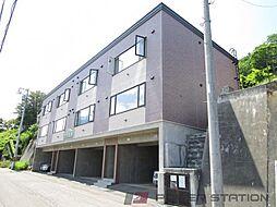サンコーポ富岡[2階]の外観