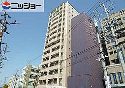 H・F名駅北レジデンスWEST[2階]の外観