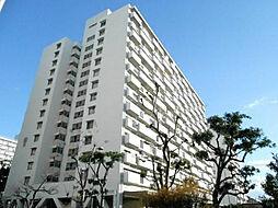 UR 南港ひかりの[9階]の外観