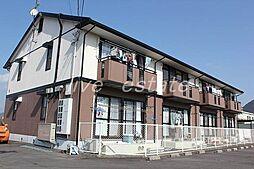 グレースヴィラ A棟[1階]の外観