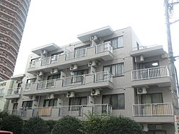 サンヒルズ橋本[2階]の外観