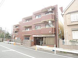 アレーズ竹の塚[104号室]の外観