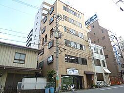 上汐泉本ビル[4階]の外観