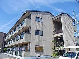大阪府河内長野市向野町の賃貸マンションの外観
