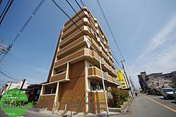 大阪府東大阪市川俣1丁目の賃貸マンションの外観