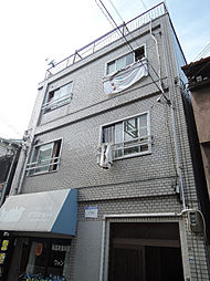 松本マンション[1階]の外観