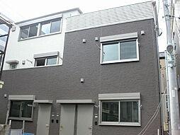 東京都豊島区南大塚2丁目の賃貸アパートの外観