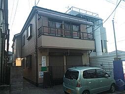 神奈川県川崎市幸区小倉2丁目の賃貸アパートの外観