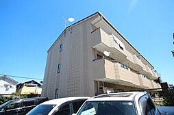 愛知県名古屋市中川区かの里3丁目の賃貸マンションの外観