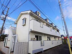 東京都小金井市貫井南町5丁目の賃貸アパートの外観