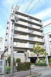 豊中服部アパートメント[6階]の外観