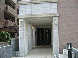 アゲート白壁[4階]の外観