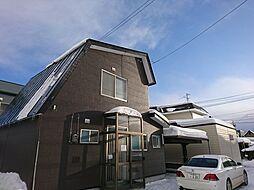 [一戸建] 北海道札幌市北区新琴似四条13丁目 の賃貸【/】の外観
